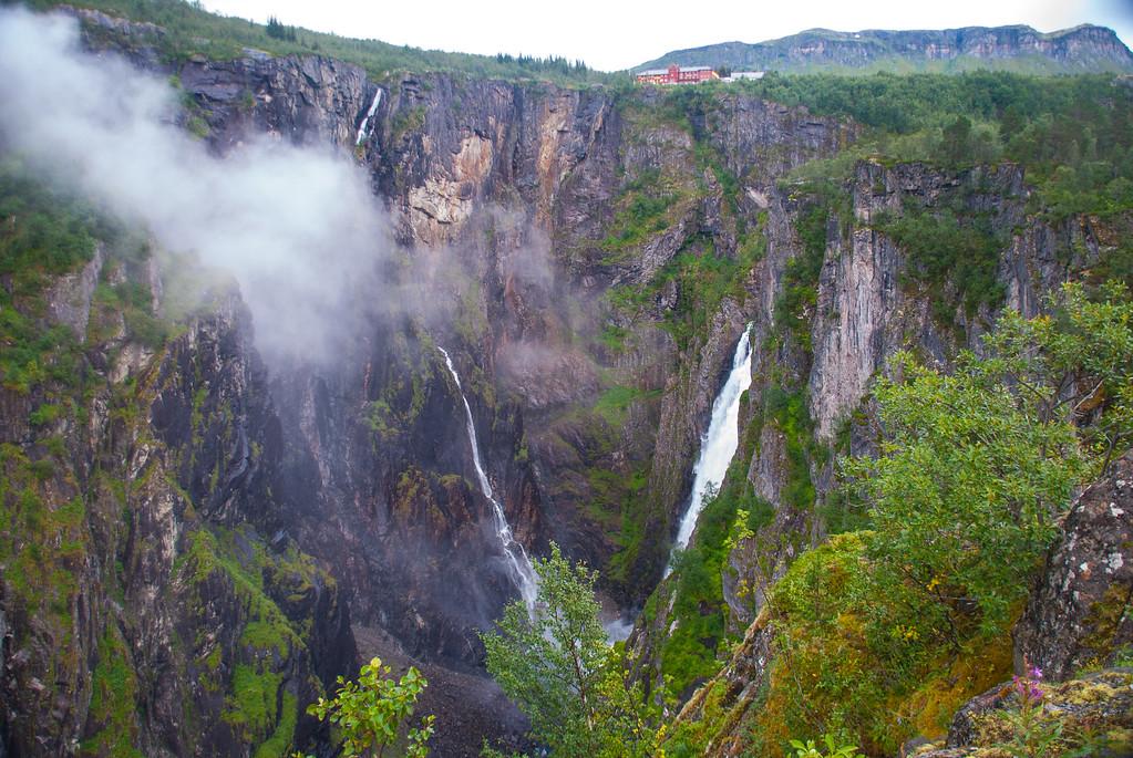 eidfjord voringfossen