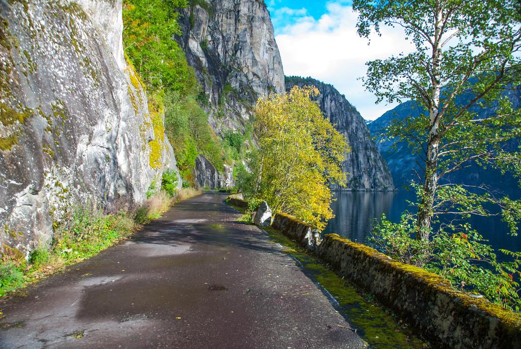 ovre eidfjord bike track